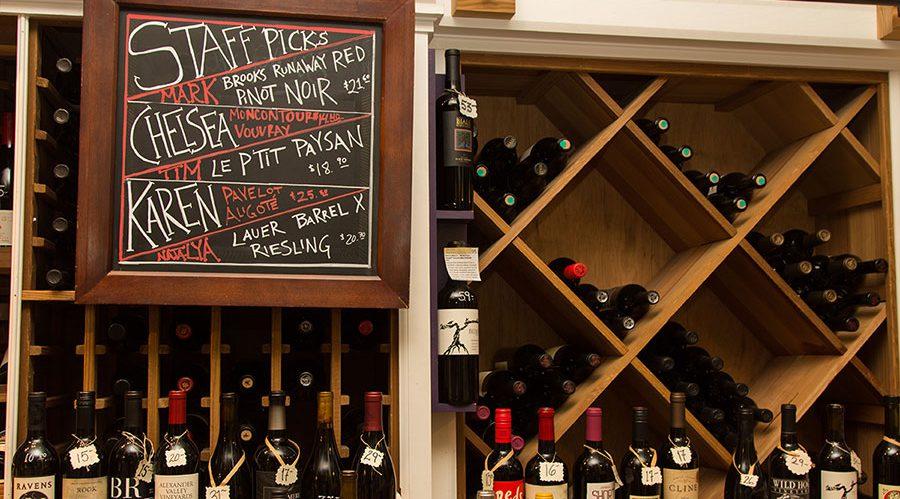 west end wine shop, boulder, co
